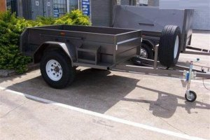 Off Road Trailers - Ready for Camper Tops