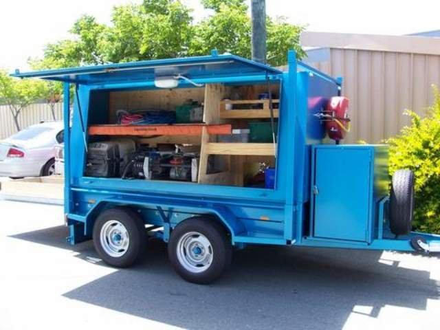 Tradespeople Trailers